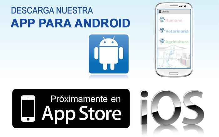 Descarga nuestra app para android!