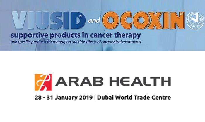Arab Health del 28 al 31 de Enero de 2019
