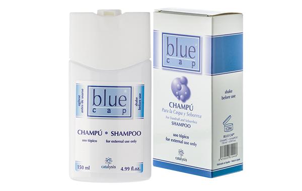 Blue Cap Champú 150