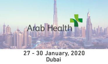 Arab Health Dubai Catalysis