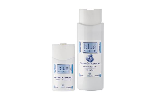 Blue Cap Champú