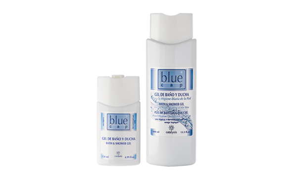 Blue Cap Gel