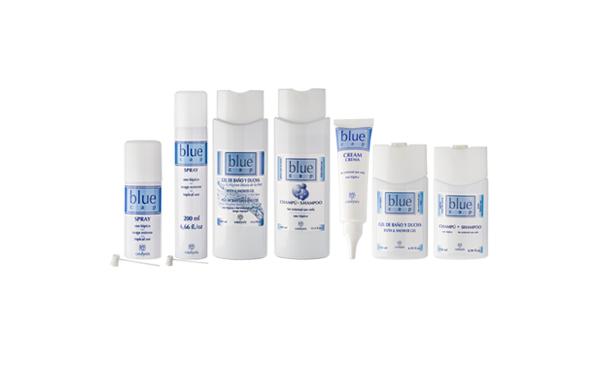 Línea de productos Blue-Cap