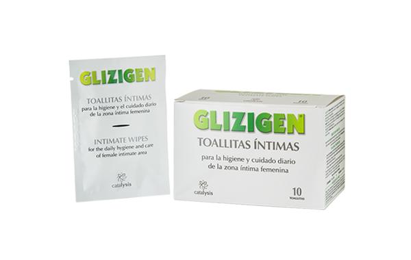 glizigen toallitas intimas