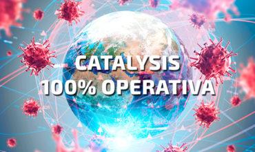 Catalysis Coronavirus