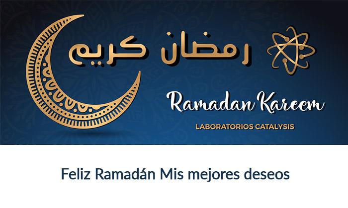 Feliz Ramadán Mis mejores deseos